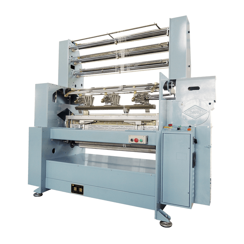 Mechanical Double Needle Bed Warp Knitting Machines DH 1000-DNB