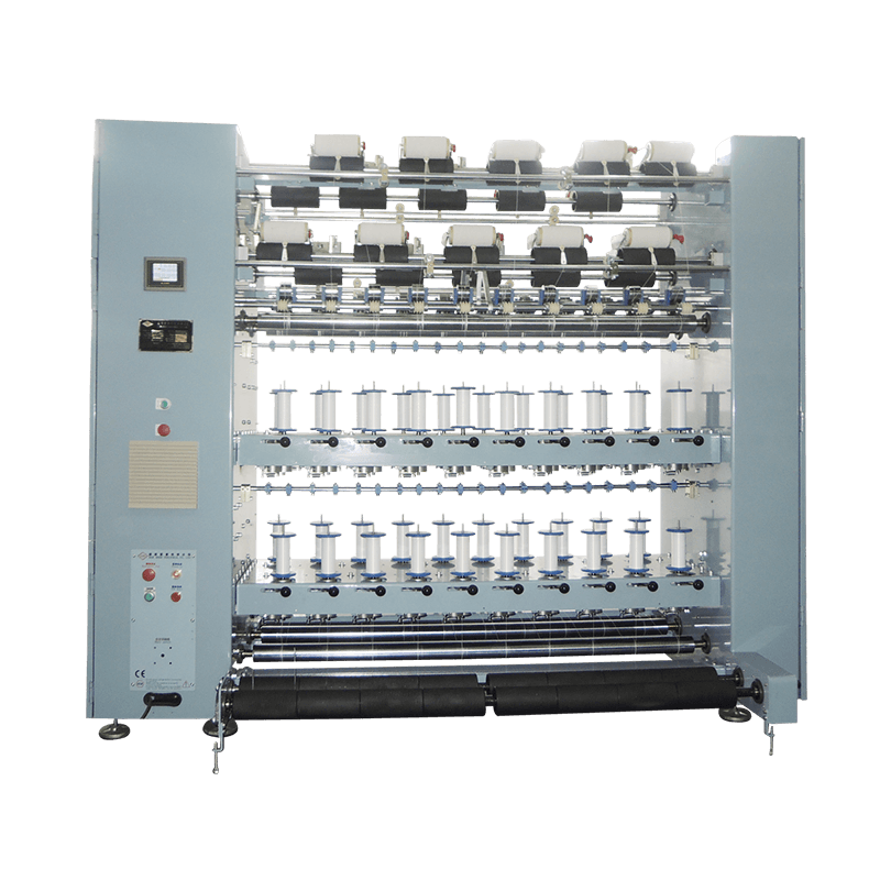 Covering Yarn Machines DH CR-20